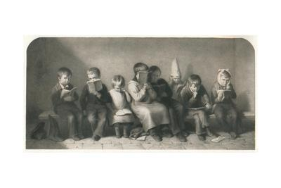 'The Frown', 1842, (1917)