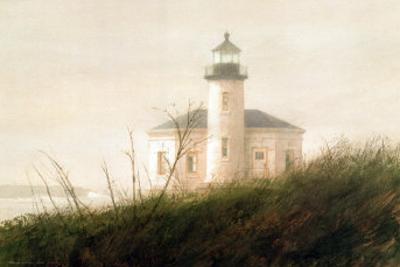 Fog at Bandon (detail)