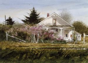 Rural Roses by Thomas William Jones