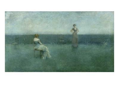 The Recitation, 1891