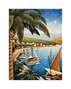 Cote d'Azur I by Thomas Young