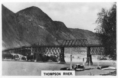 Thompson River, British Columbia, Canada, C1920S--Giclee Print