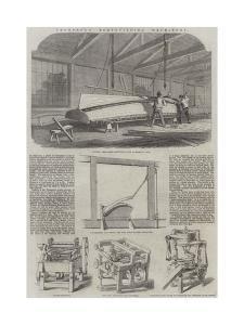 Thompson's Boatbuilding Machinery