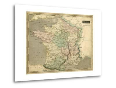 Thomson's Map of France