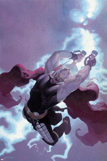 Thor: God of Thunder #11 Cover: Thor-Esad Ribic-Art Print