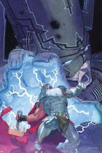 Thor: God of Thunder No. 20: Thor, Galactus