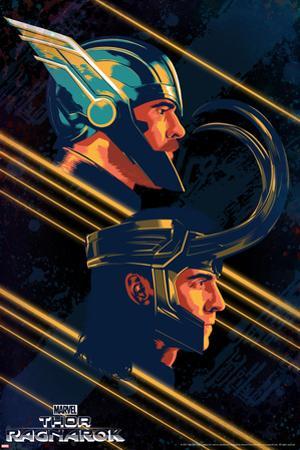 Thor: Ragnarok - Thor, Loki