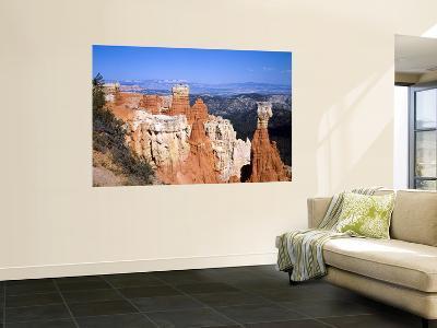 Thor's Hammer Near Sunrise Point, Bryce Canyon National Park, Utah, USA-Bernard Friel-Wall Mural