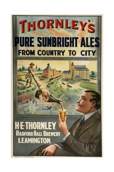Thornley s Beer-Marcus Jules-Giclee Print