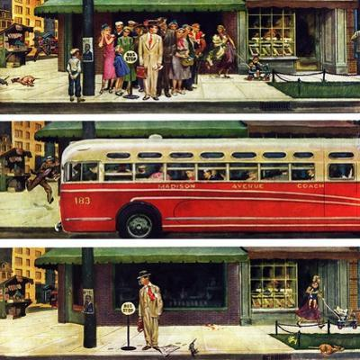 """Missed the Bus,"" September 10, 1949"