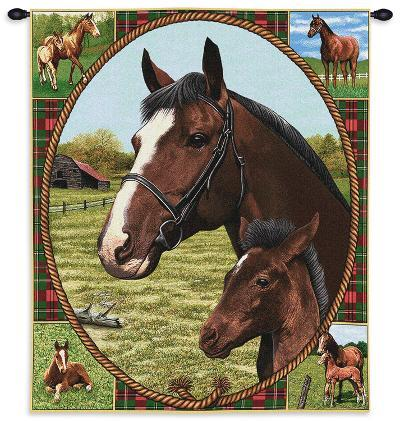 Thoroughbred--Wall Tapestry