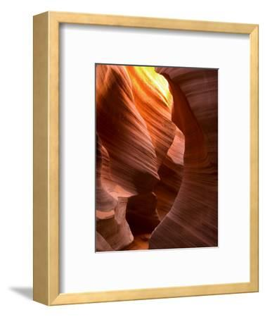 Antelope Canyon, a Slot Canyon, Upper Canyon, Page, Utah, USA