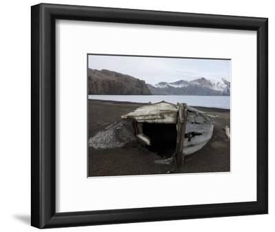 Deception Island, South Shetlands, Antarctic, Polar Regions