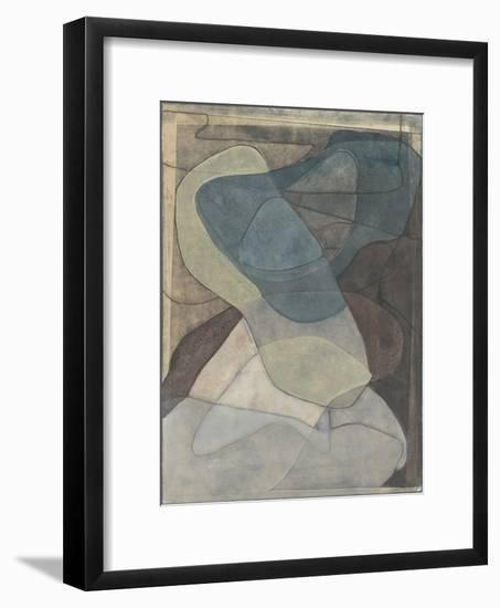 Those Dancing Shoes-Rob Delamater-Framed Premium Giclee Print