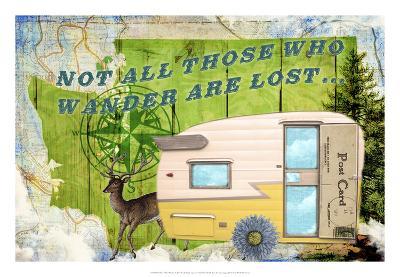 Those Who Wander-Sandy Lloyd-Art Print