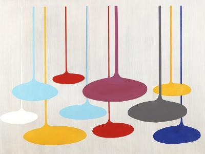 Thought Bubbles-Sydney Edmunds-Giclee Print