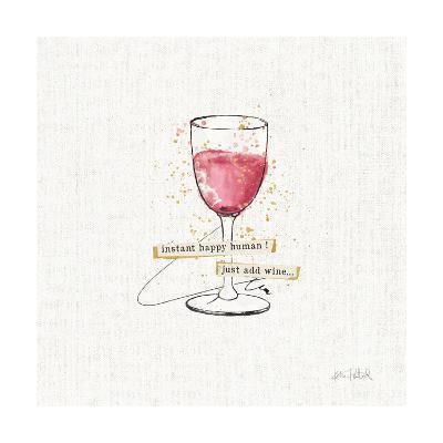 Thoughtful Vines III-Katie Pertiet-Art Print