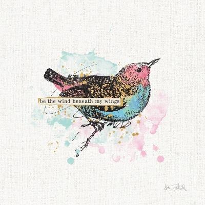 Thoughtful Wings I-Katie Pertiet-Art Print