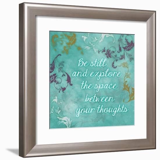 Thoughts I-Elizabeth Medley-Framed Art Print