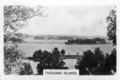 Thousand Islands, St Lawrence River, Canada, C1920S--Giclee Print