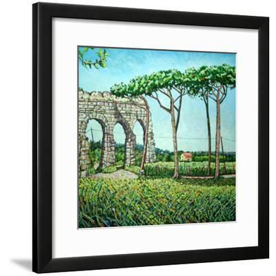 Three Arches, 2009-Noel Paine-Framed Giclee Print
