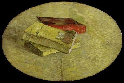 Three Books, 1887-Vincent van Gogh-Giclee Print