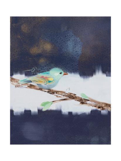 Three Chicks I-Ninalee Irani-Art Print