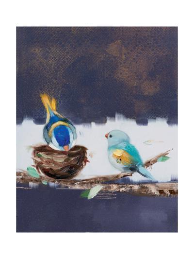 Three Chicks II-Ninalee Irani-Art Print
