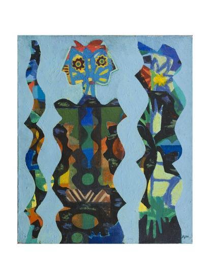 Three Figures, 1965-Eileen Agar-Giclee Print