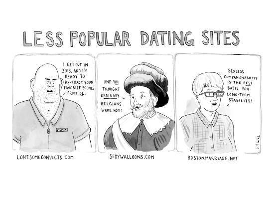 Dinge, die auf Online-Dating-Profil zu sagen