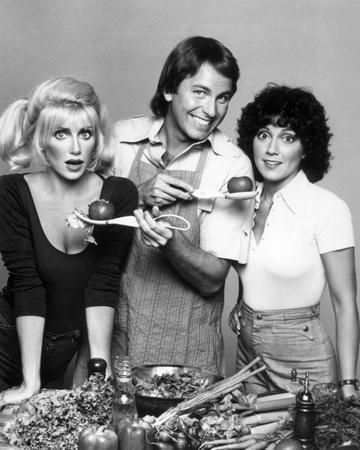 Three's Company (1977)--Photo