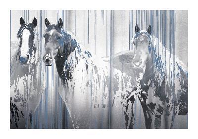 Three's Company-Marvin Pelkey-Giclee Print
