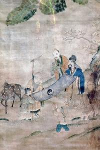 Three Sages of T'Ai Chi, Chinese, 17th or 18th Century
