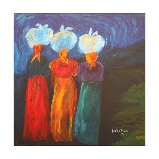 Three Sisters, 2007-Patricia Brintle-Giclee Print