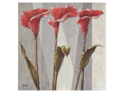 Three Sisters II-Karsten Kirchner-Art Print