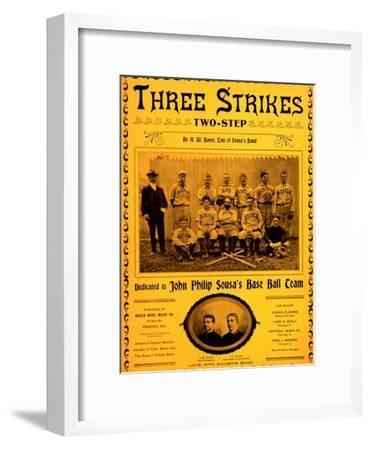 Three Strikes Two-Steps Sheet Music