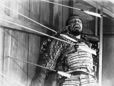 Throne of Blood (aka Kumonosu Jo), Toshiro Mifune, 1957