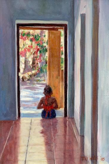 Through the Doorway, 2005-Tilly Willis-Giclee Print