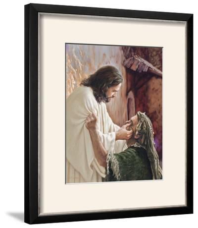 Through the Eyes of Faith-Mark Missman-Framed Photographic Print