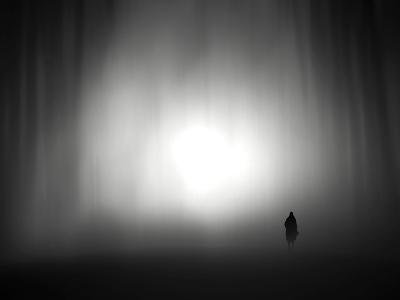 Through the Fog-Josh Adamski-Photographic Print