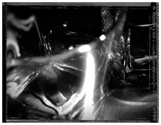Through the Glass VIII-Jean-Fran?ois Dupuis-Art Print
