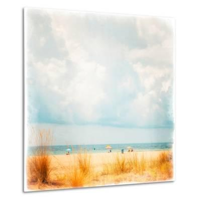 Through The Grass-Joanna Pechmann-Metal Print