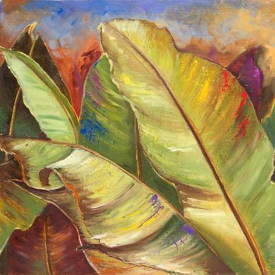 Through the Leaves Square I-Patricia Pinto-Premium Giclee Print