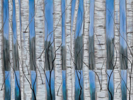 Through the Trees 3-Tina Epps-Premium Giclee Print