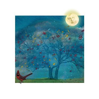 Through The Trees-Nancy Tillman-Art Print