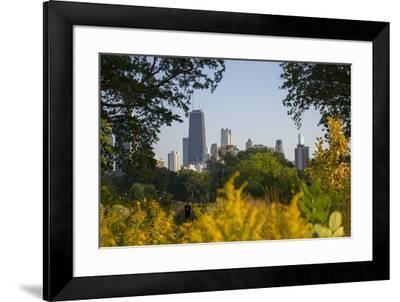 Through The Trees-NjR Photos-Framed Giclee Print