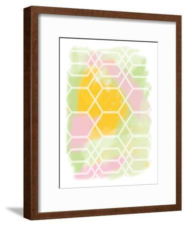 Through The Window-Ashlee Rae-Framed Art Print