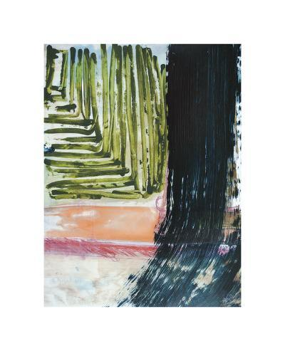Through the Wires-Veronica Bruce-Giclee Print