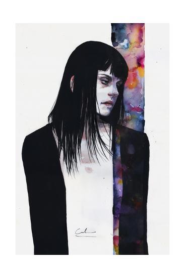 Through Your Own Fault-Agnes Cecile-Art Print