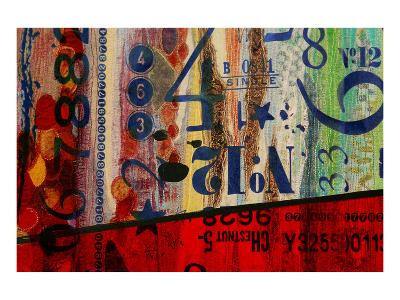 Through-Irena Orlov-Art Print